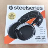 SteelSeries Arctis 9 Wirelessのパッケージ表側